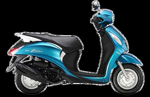 Yamaha Scooty Alpha