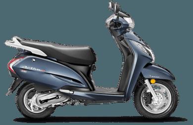 Honda Activa Scooty for Rent In Nainital